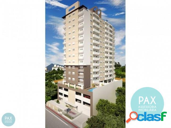 Apartamento para venda com 2 quartos no pagani palhoça sc