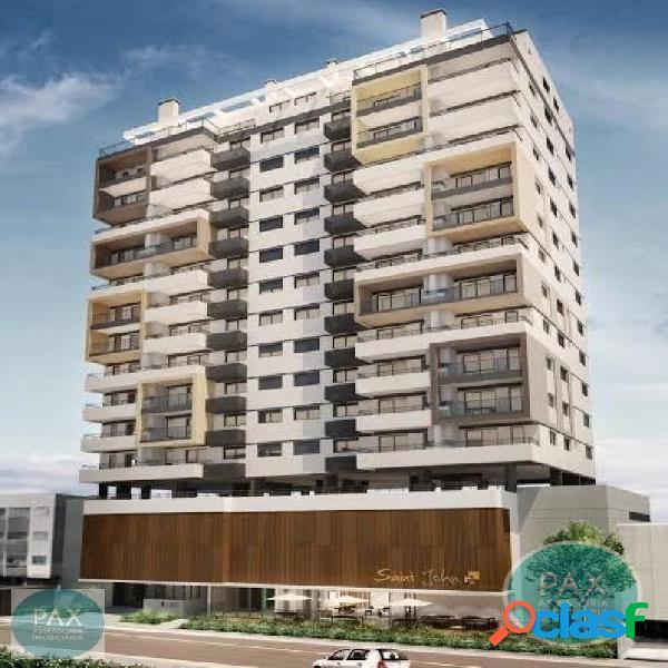Apartamento de 2 quartos e estrutura de lazer no Kobrasol - São José SC