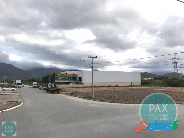 Terreno / lote industrial firenze business park - palhoça sc