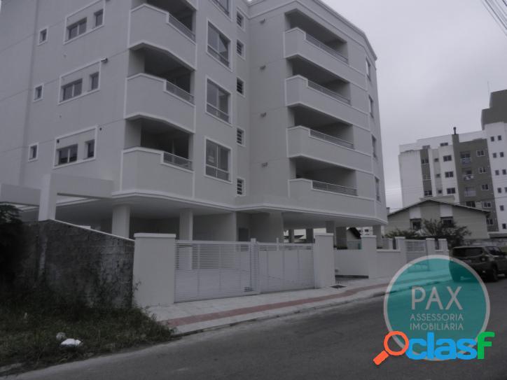 Apartamento para venda com 3 quartos no pagani palhoça sc