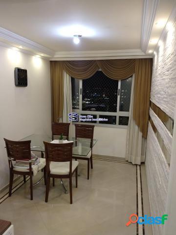 Belo apartamento de 2 dormitórios na zona sul.