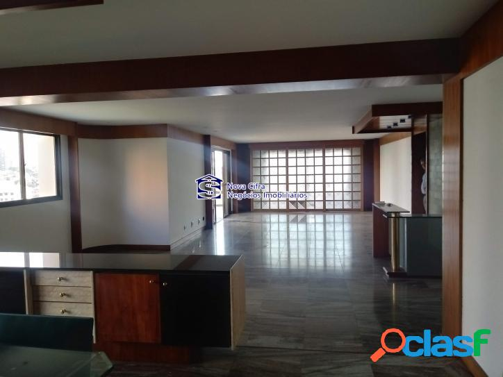 Luxuoso apartamento 4 dormitórios na vila ema - 422 m²