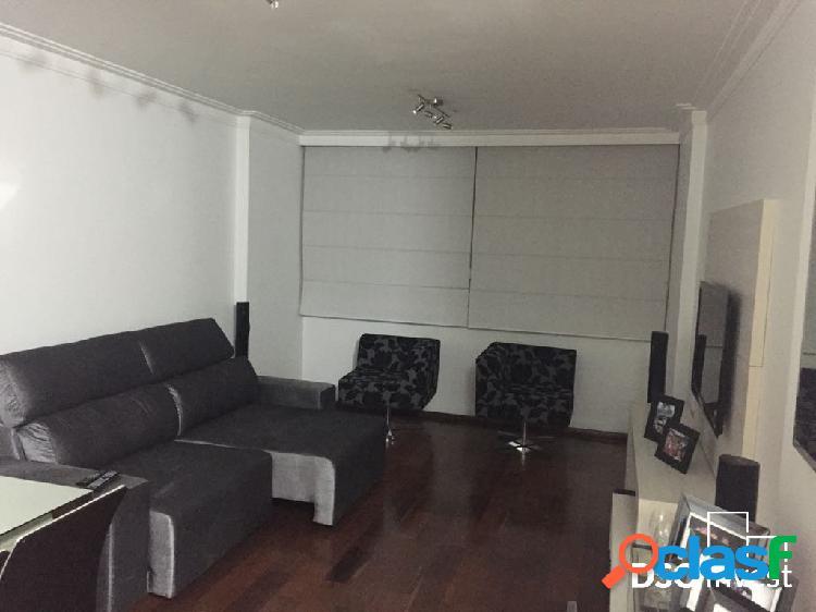 Apartamento totalmente reformado Itaim Bibi.