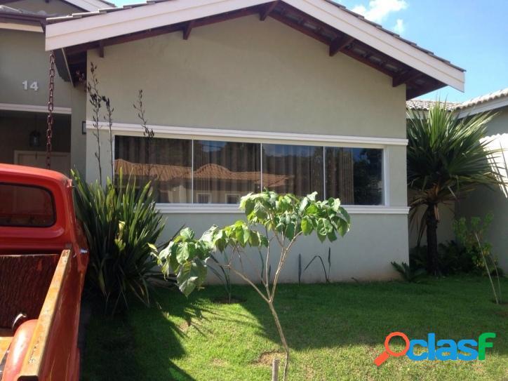 Excelente casa atibaia em condomínio ótima localização