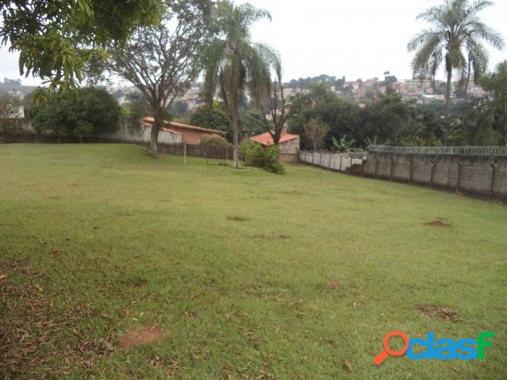 Terreno 1.000 m2 (b. chácaras brasil)