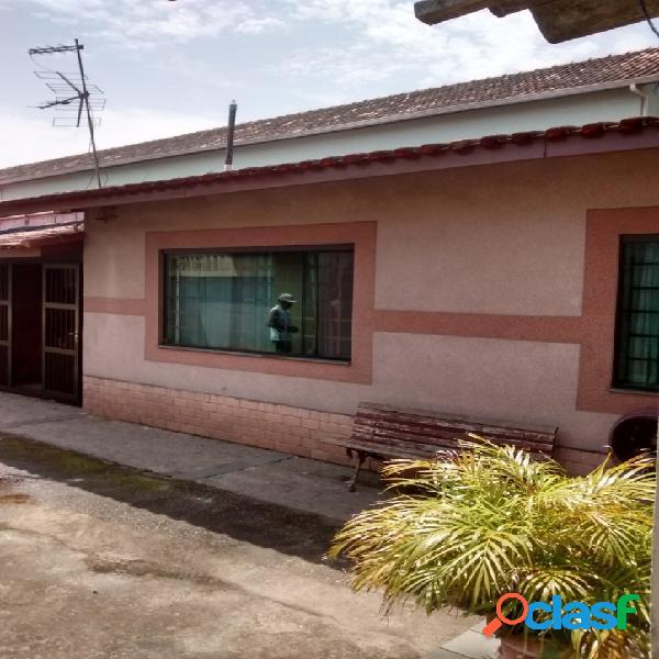 Casa em mongaguá, 3 dormitórios, a 200m da praia, na mendes