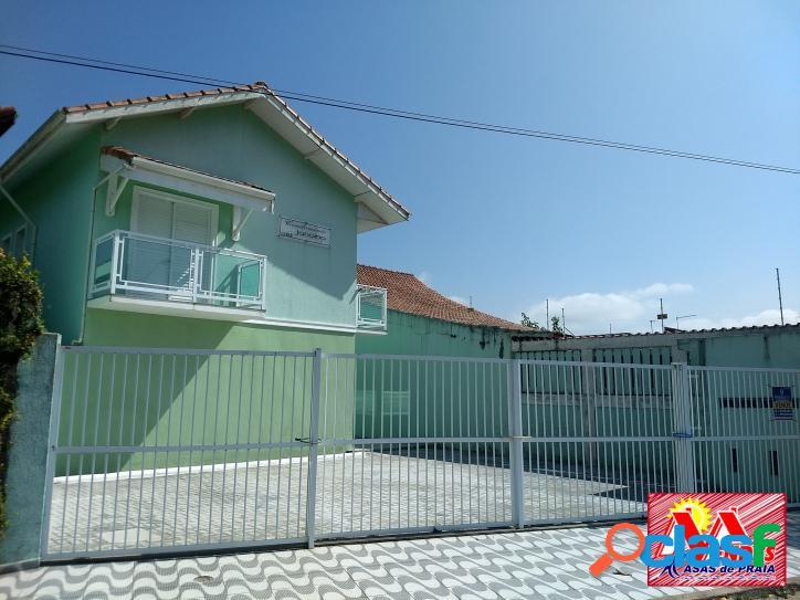 Linda casa em condominio em mongaguá - mendes casas de praia