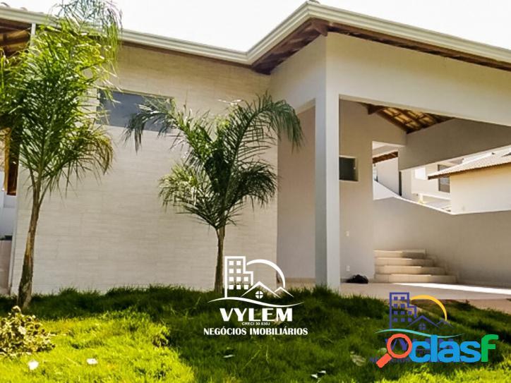 Casa nova, 3 suítes, 170m², condomínio em itupeva