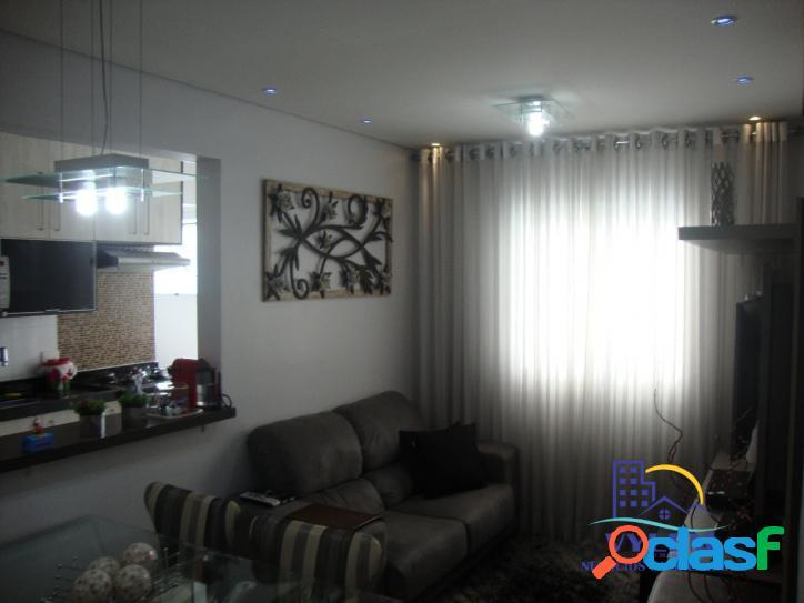 Apartamento de 54m², 02 dormitórios, 01 vaga -jundiaí