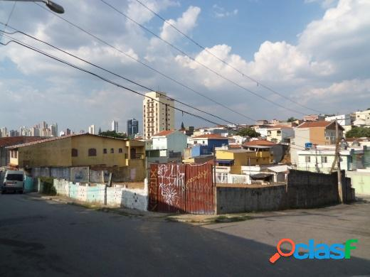 Terreno para venda em sao paulo / sp no bairro água rasa