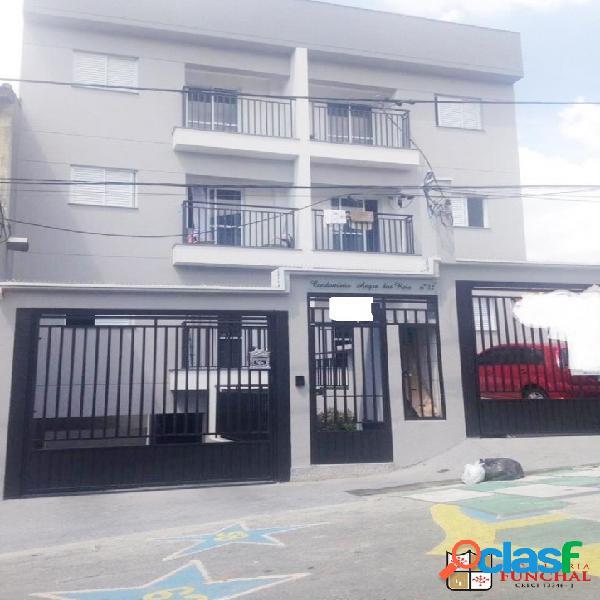 Apartamento com 1 dormitório, localizado no jardim rosinha