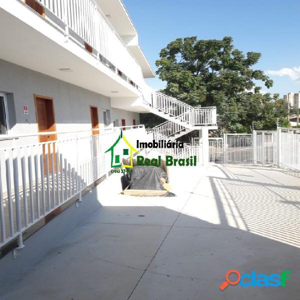 Apartamentos kitnet- jardim piazza de roma- c ar condicionad