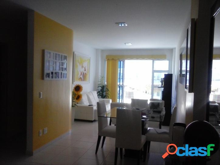 Venda apartamento 3 quartos passagem cabo frio