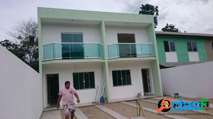 Casa independente duplex em pau grande magé