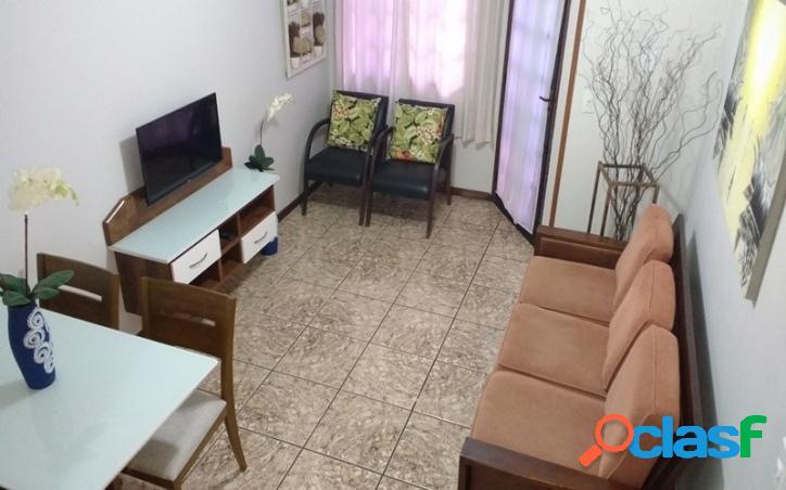 Casa duplex 02 quartos em condomínio - portinho