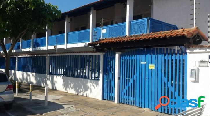 Casa tipo apto qt/sl em condominio - portinho - cabo frio