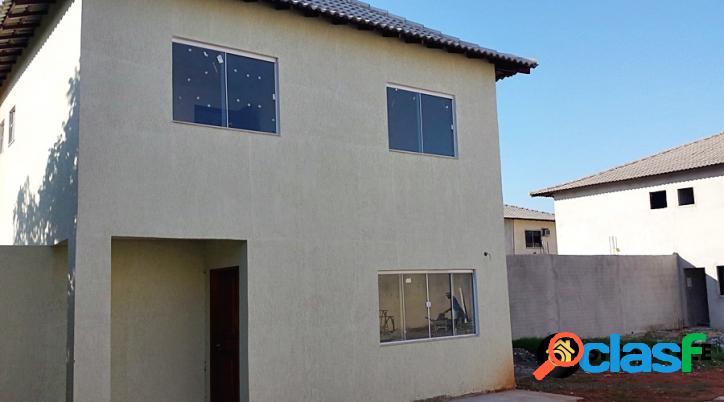 Casa duplex nova condomínio jd caiçara cabo frio rj