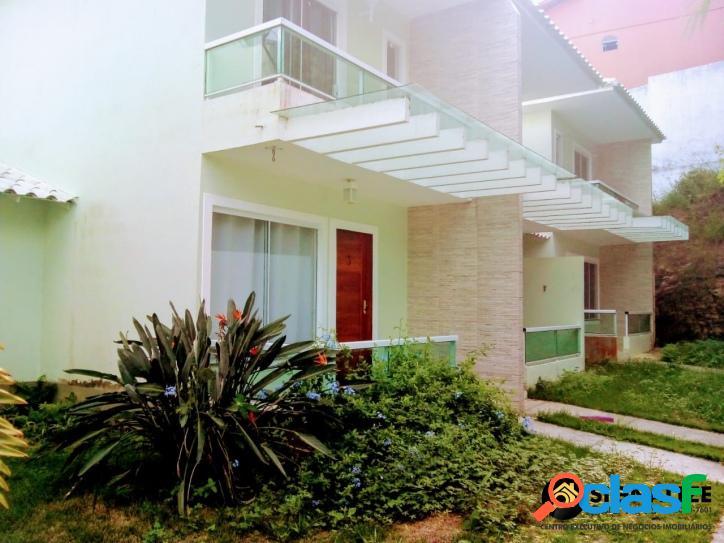 Excelente casa 03 quartos duplex em condomínio - ogiva
