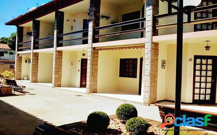 Excelente casa duplex 02 quartos - jardim flamboyant - cabo