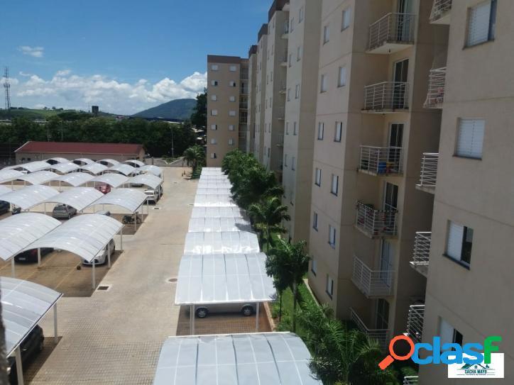 Ótimo apartamento 2 dormitórios no são lourenço bragança paulista