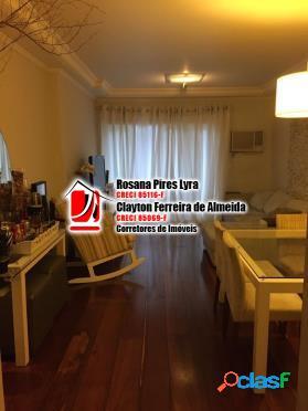 Vende apartamento 3 suites - boqueirão - santos
