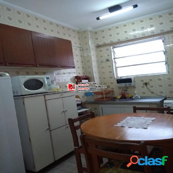 Sala living c. cozinha 1 vaga garagem jose menino santos