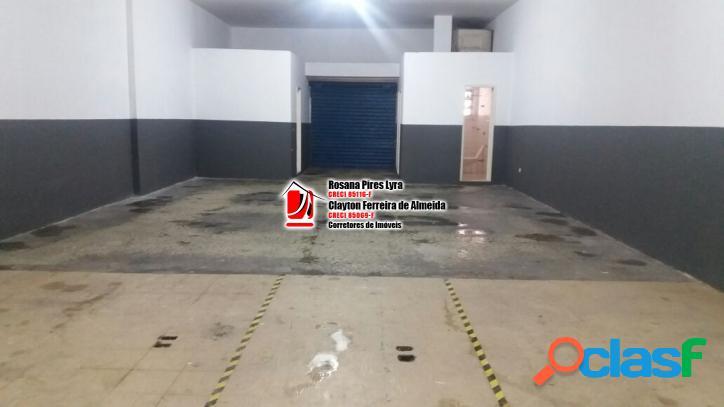 Galpão Comercial, locação, 400 m2, Centro, Santos 1