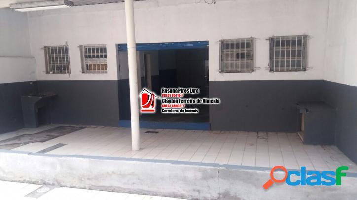 Galpão Comercial, locação, 400 m2, Centro, Santos 3