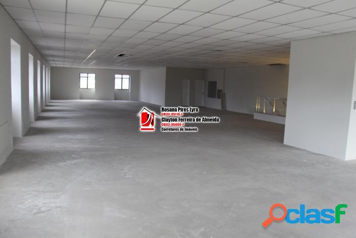 Prédio Comercial, 1.200 m2, Centro, Santos 3