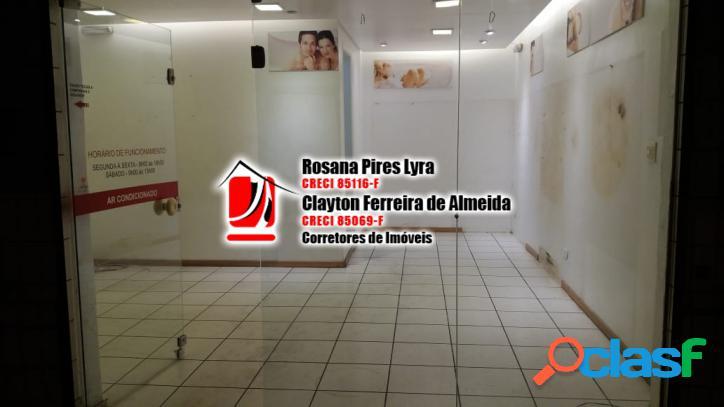 Casa Comercial, locação, 157 m2, Boqueirão, Santos 1