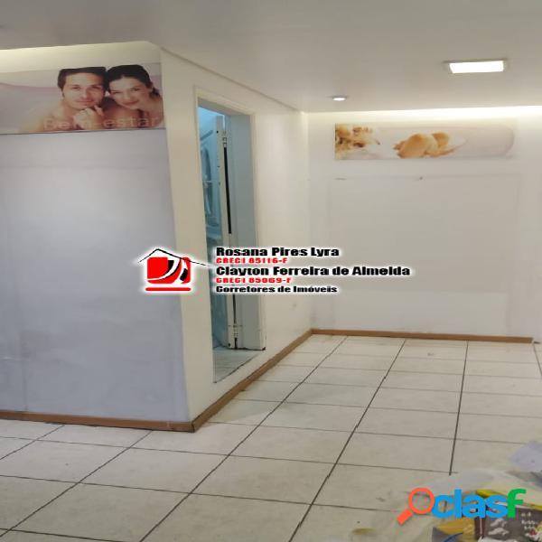 Casa Comercial, locação, 157 m2, Boqueirão, Santos 2