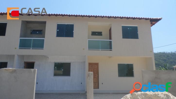 Casa com 2 quartos duplex são josé do imbassaí