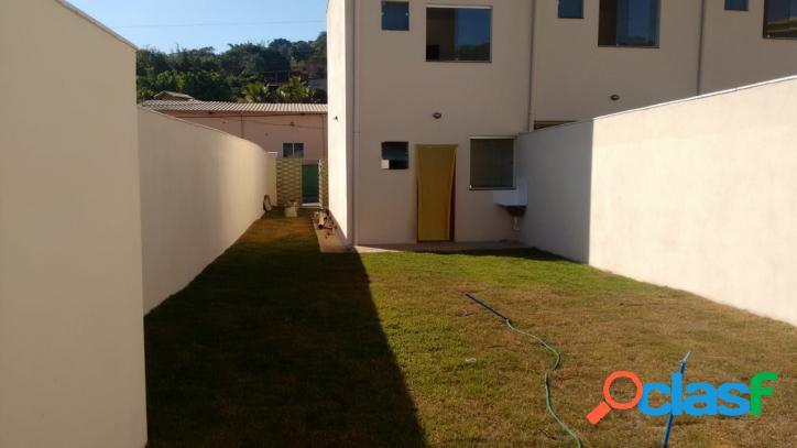 Casa 2 qtos, duplex, cachoeira, s.j da lapa