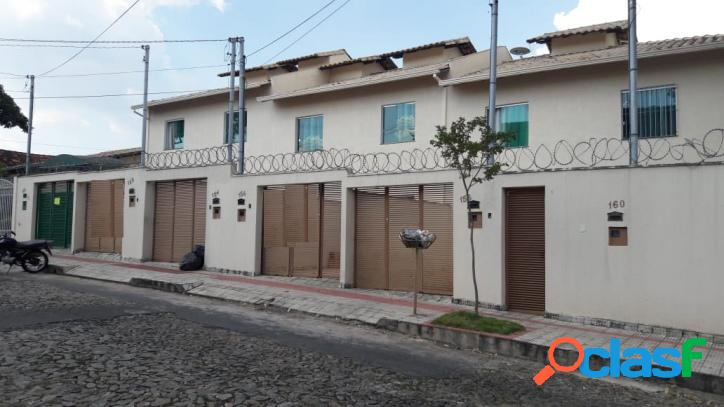 Casa independente 2 quartos no sinimbu, venda nova...