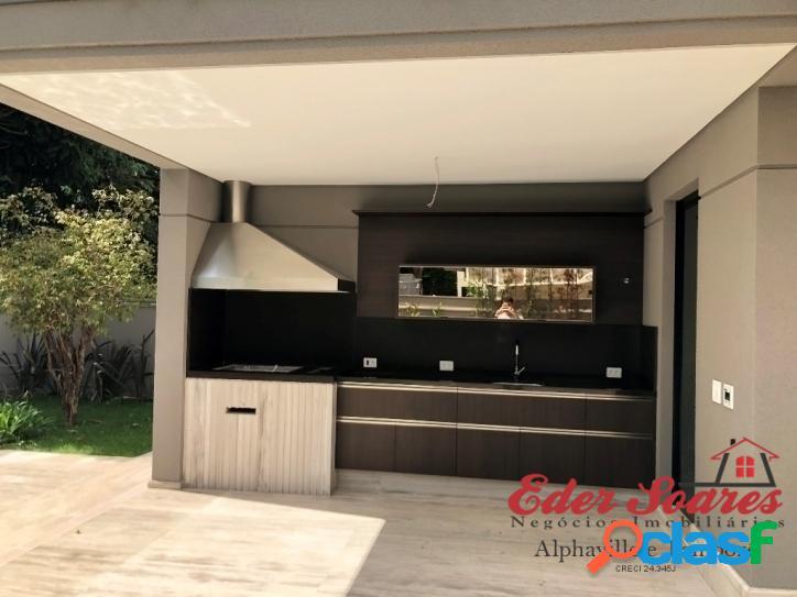 Magnífica casa à venda no residencial alpha conde alphaville