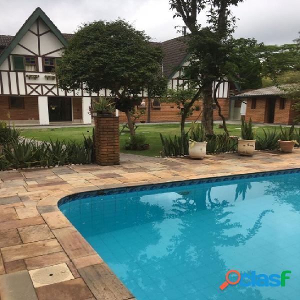 Casa + lote com 730m² à venda no residencial 8 em alphaville