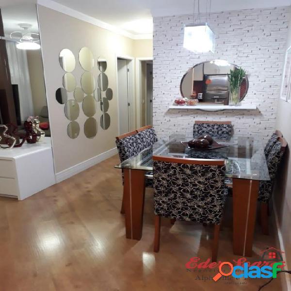 Apartamento á venda no condomínio alpha style em alphaville