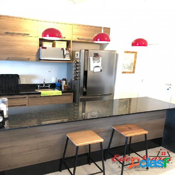 Apartamento com vista permanente no alpha style: r$ 640mil