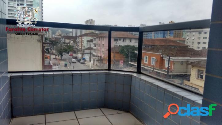 Apartamento 2 dormitórios 1 suíte na encruzilhada - 2 vagas