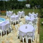 Aluguel de mesas e cadeiras campo grande e guaratiba
