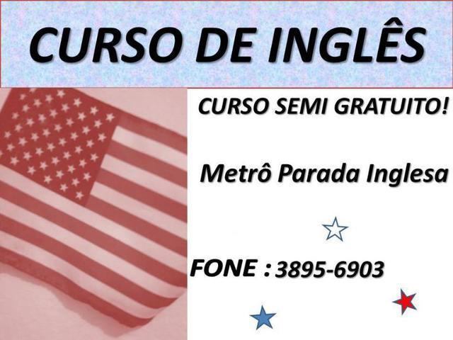 AULA PARTICULAR DE INGLES METRO PARADA INGLESA TUCURUVI