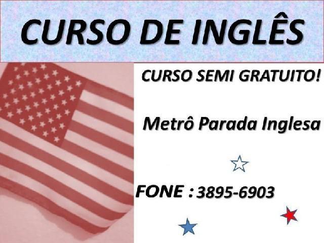 AULA PARTICULAR DE INGLES ZONA NORTE METRO PARADA INGLESA