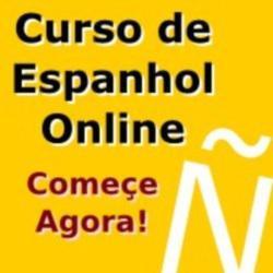 Aulas de espanhol (presenciais e online)