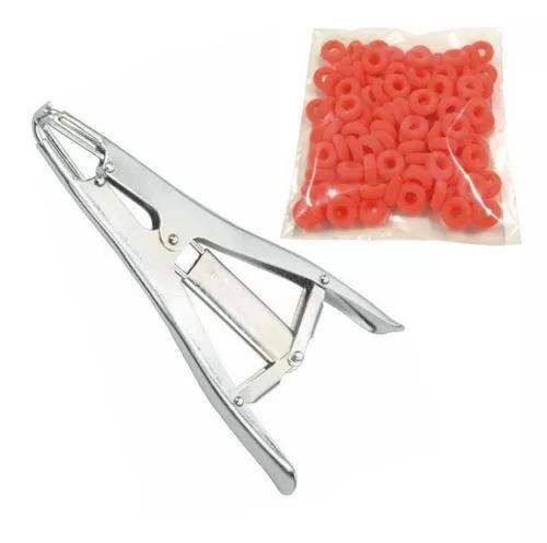 Alicate elastrador para castração de ovinos /caprinos