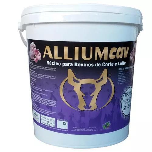 Allium cav 20kg núcleo misturar na ração supl