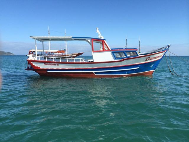 Aluguel de barco para passeio em búzios