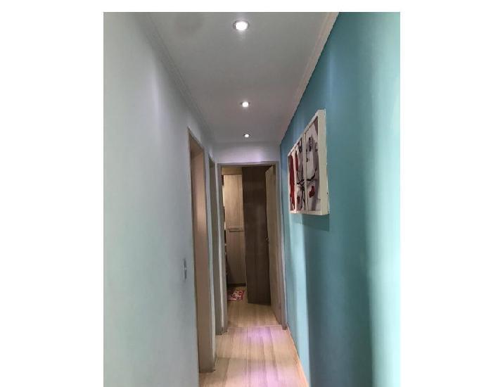 Apto 46 m², 2 dorms, 1 wc, 1 vg, vila rio ref: ap0246