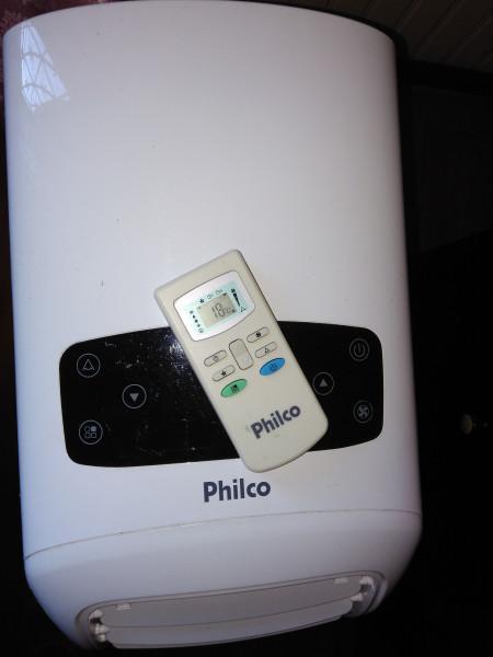 Ar condicionado philco portatil 12mil btus quente e frio