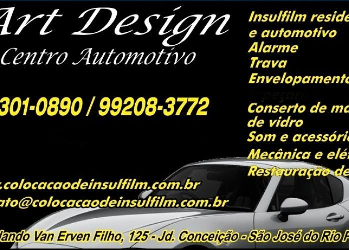 Art design centro automotivo