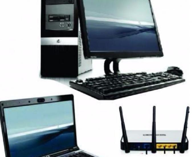 Assistência técnica de notebooks, computadores e celulares